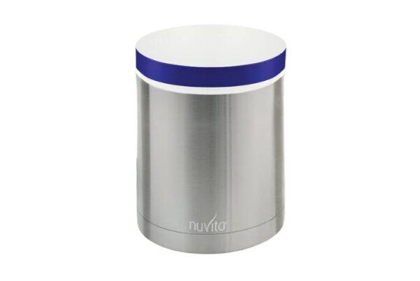 Контейнер за храна от неръждаема стомана 1000 мл - Nuvita