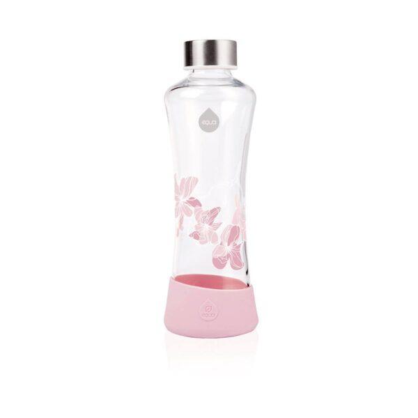 """Стъклена бутилка """"Магнолия"""" 550 мл - EQUA"""