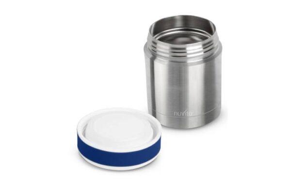 Контейнер за храна от неръждаема стомана 350 мл - Nuvita