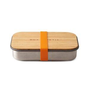 Кутия за сандвичи от стомана, оранжева- Black+Blum