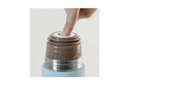 Термос с меко покритие 500 мл син - Miniland