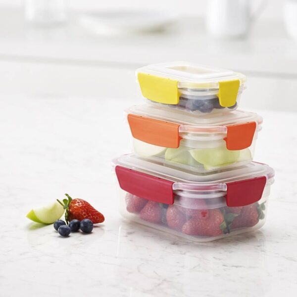 Комплект кутии за храна Nest lock 3 бр - Joseph Joseph