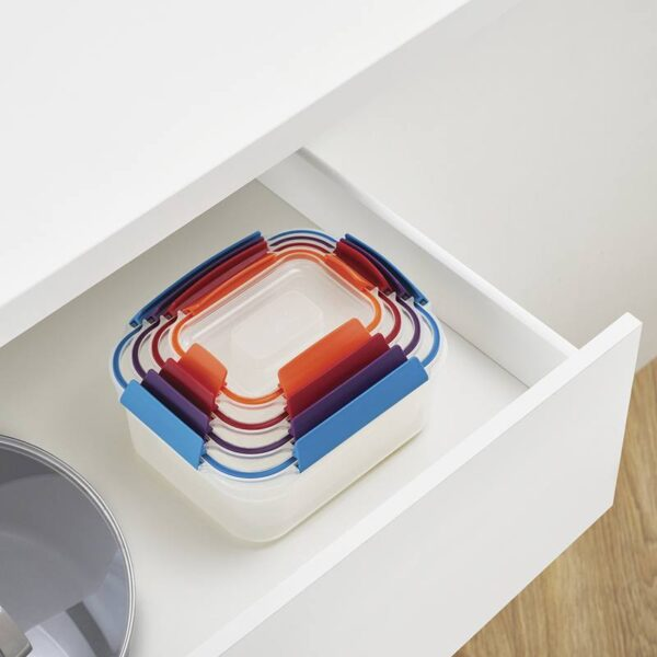 Комплект кутии за храна Nest lock 4 бр - Joseph Joseph