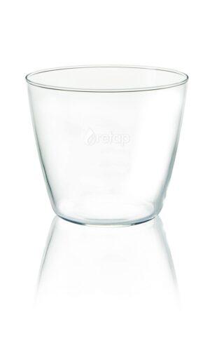 Чаша от боросиликатно стъкло Retap