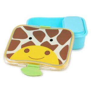"""Кутия за храна """"Жирафче"""" - Skip Hop"""