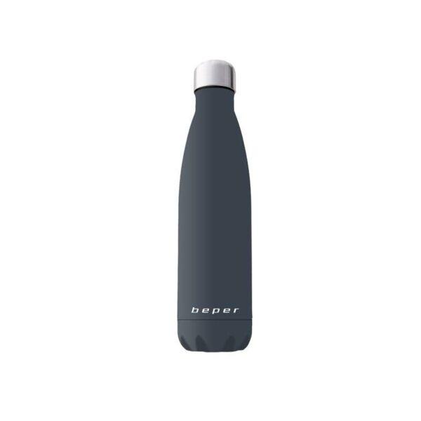 Термо бутилка черна 500 мл - Beper