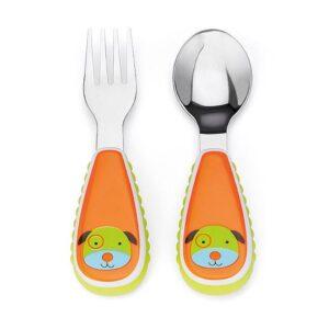 Комплект виличка и лъжичка Zoo - Skip Hop