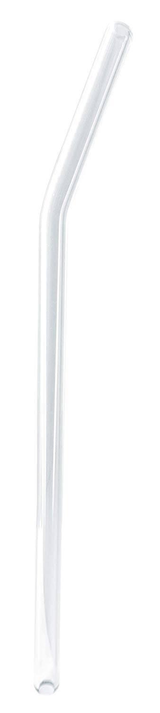 Стъклени сламки 4 бр. + четка за почистване - Vin Bouquet