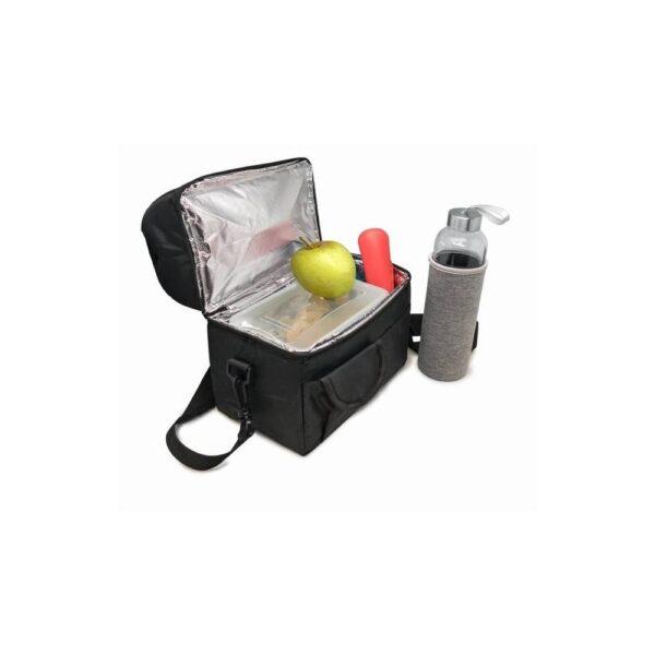 Термоизолираща чанта за храна с 2 джоба - Nerthus
