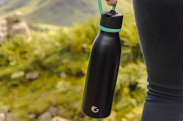 Силиконов държач за бутилки One Green Bottle