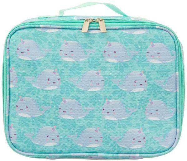 """Чанта за храна """"Китове"""" - Sass & Belle"""