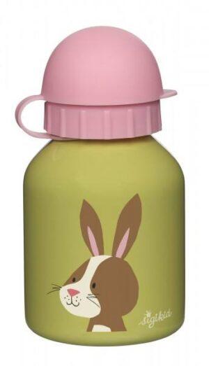 Бутилка от неръждаема стомана Bunny - Sigikid