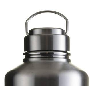 Класическа спортна капачка - One Green Bottle