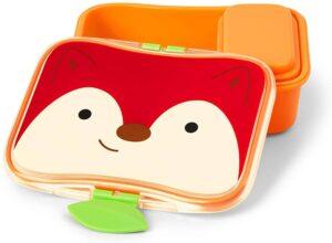 """Кутия за храна """"Лисичка"""" - Skip Hop"""